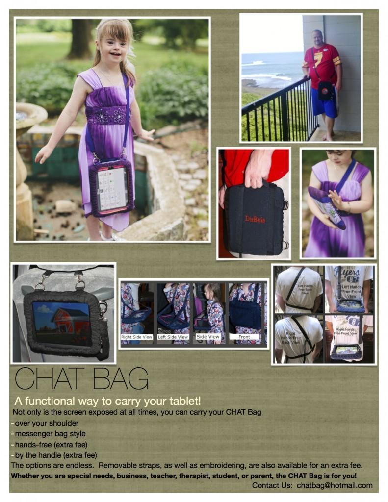 CHAT Bag Poster 2013 JPEG