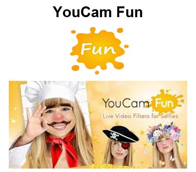YouCam Fun