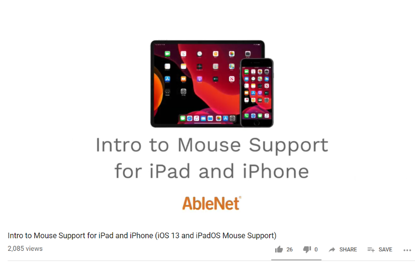 video from AbleNet